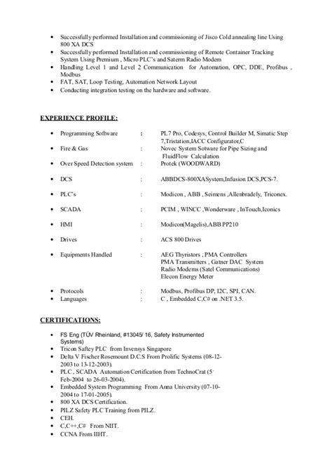 Resume Codesys - SWIM-THOSE ML